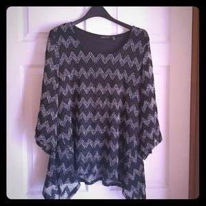 Notations Blouse - Size XL